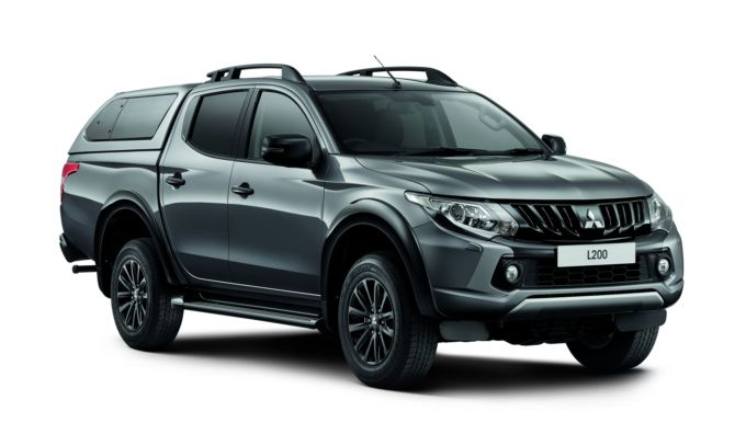 Mitsubishi L200 Double Cab Flexi Hire