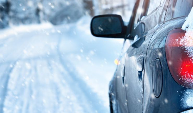 Handy tips for safe driving in the winter months