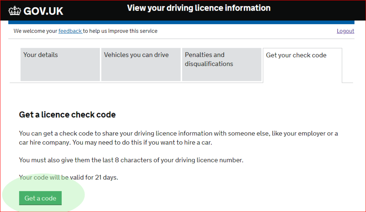 driving licence check code telephone number