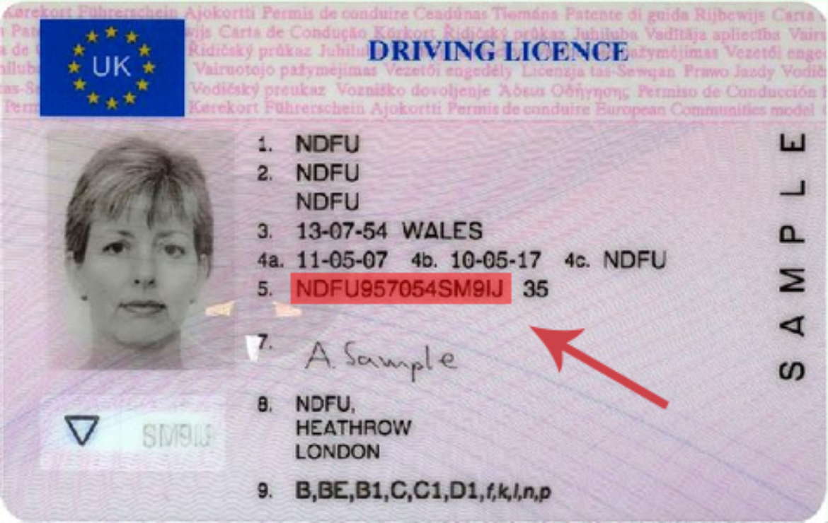 Share Your Licence