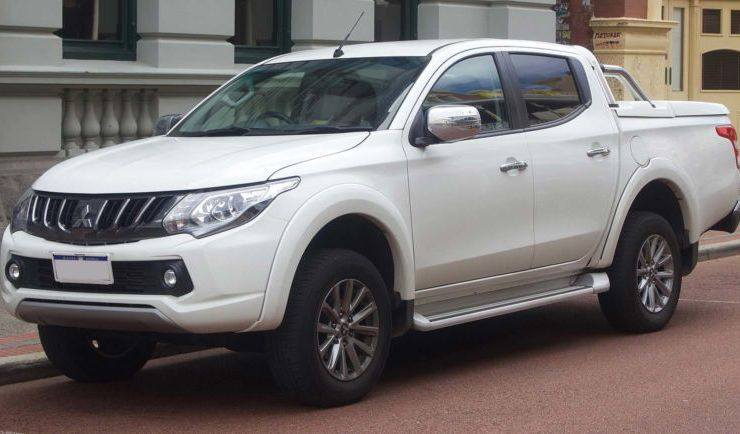 Vehicle Review: The New Mitsubishi L200