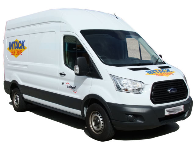 3.2m Long Wheel Base Hi-Top Van Hire