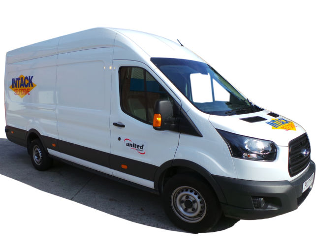 4.3m Long Wheel Base Jumbo Panel Van Hire