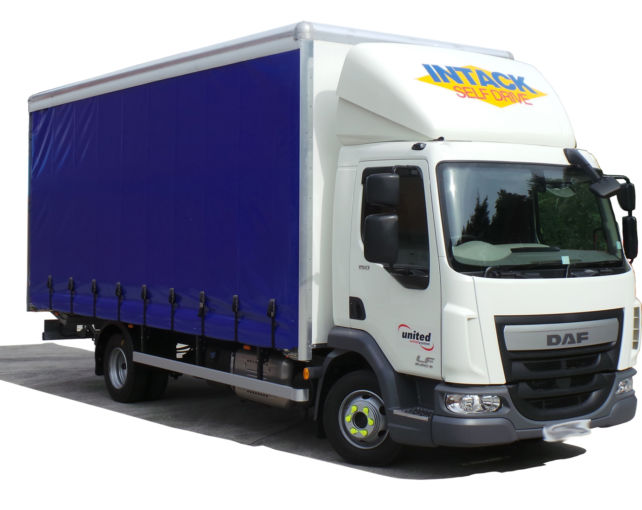 7.5 Tonne Curtain Side with Tuck Away Tail Lift ** SPECIAL OFFER**