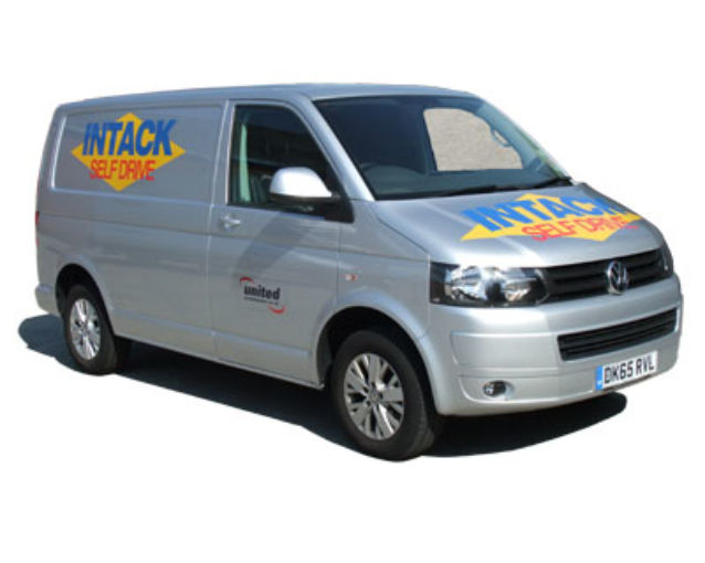 Short Wheel Base Panel Van Hire
