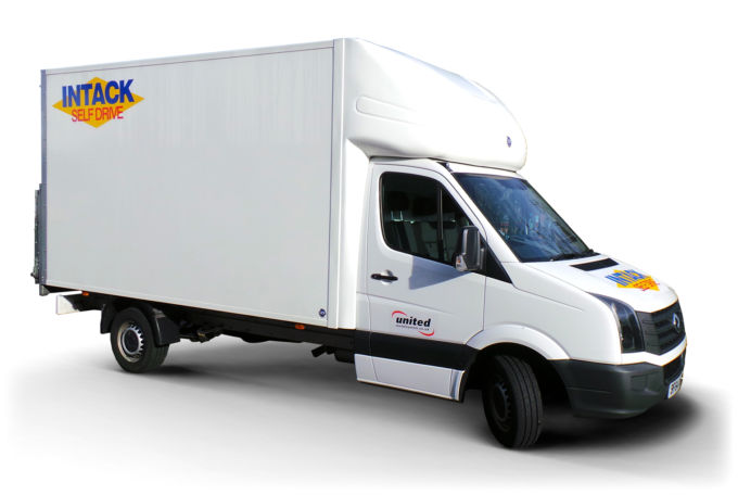 Luton Box Van With Tail Lift Flexi Hire